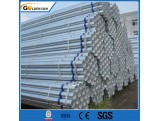1 inch Hot dipped galvanized pipe for construction