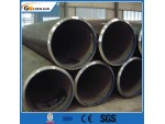 Building Material LSAW Steel Pipe for Construction / Structure