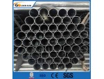 Gi pipe/tube/building material greenhouse pre galvanzied steel pipe