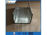 Construction hot rolled steel low carbon U channel steel sizes structural steel channel