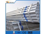 Hollow Structural Steel Pipe Price, Hot Sale Pre-Galvanized Steel Pipes, Hollow Metal Tube