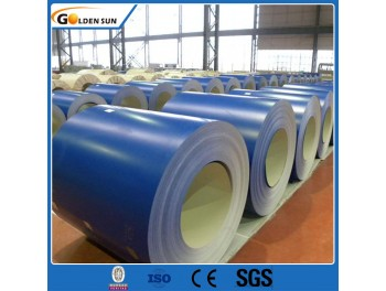 PPGI steel coil price with color coated from chinese supplier