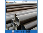 Low Pressure Liquid Transmission High Quality LSAW Steel Pipe