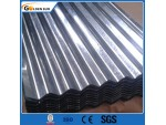New design galvanized corrugated steel sheets