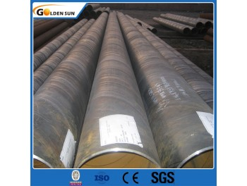 SSAW LSAW Steel Pipe ! Lsaw Pipe Spiral Tube/Spiral Welded Pipe/Spiral Welded Steel Pipe
