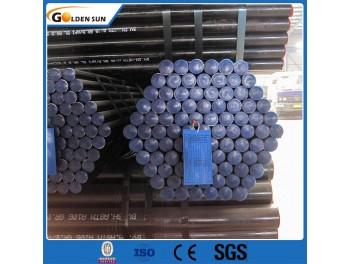 Steel Building Material Supplier ISO9001 A53 Seamless Pipe